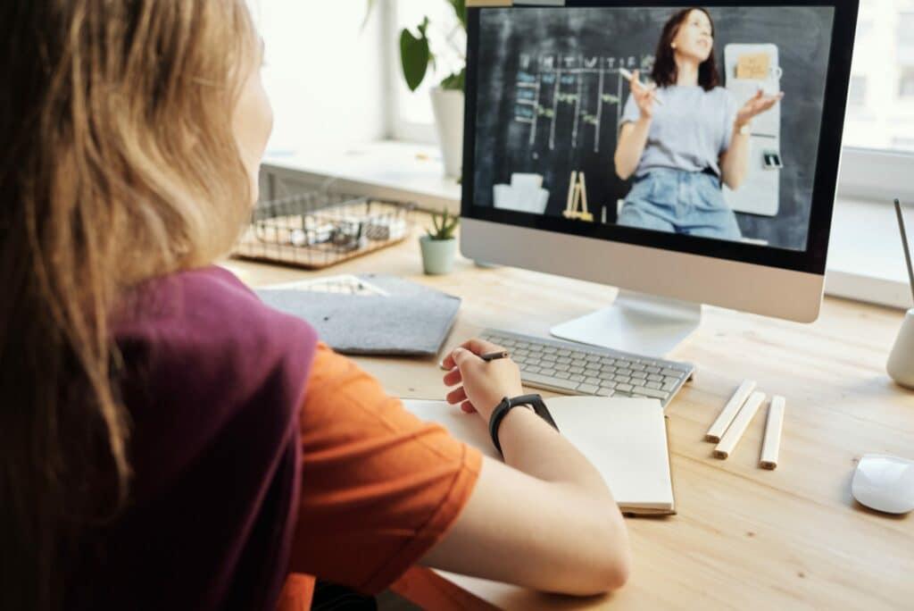 Studiebegeleiding online